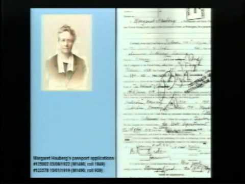 Passport Applications, 1795-1925