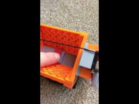 1996 dodge Cummins Dooley LEGO with snow plow stuff on