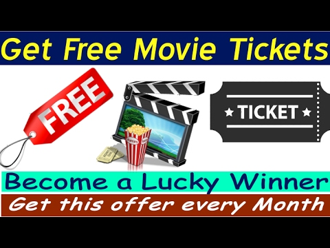 Get 2 to 4 Free Movie Tickets from BookMyShow.com every month