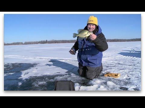 Fish Ed 037 Ice Fishing for Big Slab Crappies