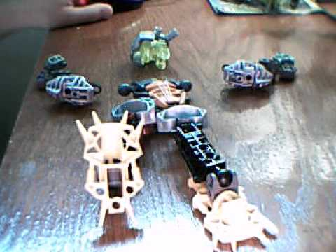 how to bionicle stop motion