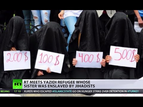 Xxx Mp4 Kurdish Refugees Get 'frosty Welcome' As Women Become ISIS Slaves 3gp Sex