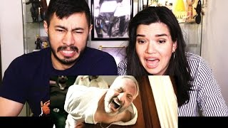 DELHI BELLY trailer reaction review by Jaby & Jenn Cadena!