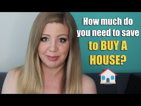 How Much Do You Need to Save For a Downpayment to Buy a House?