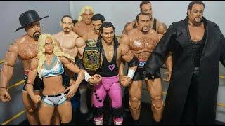 MAIL CALL EP: #46: HUGE WWE Elite Figure Unboxing From AMAZON! ( Undertaker, Vaudevillians + MORE)