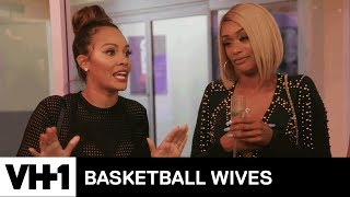 Jackie Calls Evelyn A Non Mother-F**kin' Factor   Basketball Wives