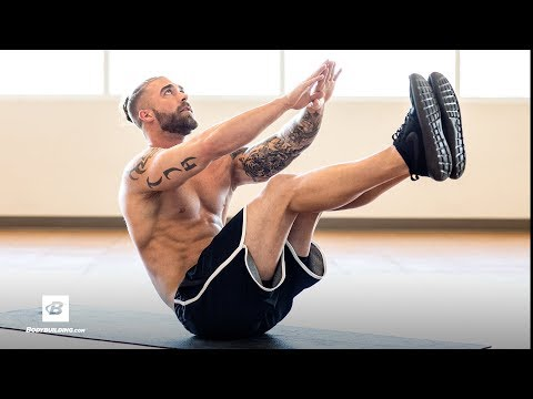 Dual Core Circuit Workout | Tyler Holt