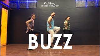 Buzz | Aastha Gill Ft. Badshah | Kiran J | DancePeople Studios