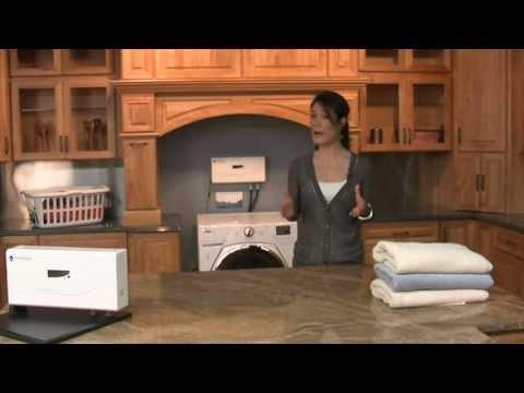 pureWash - Detergent Free Laundry System