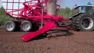 Primitive Technology vs Automatic Peat Artificial Turf Mega Ditchers Trenchers Intelligent Machines