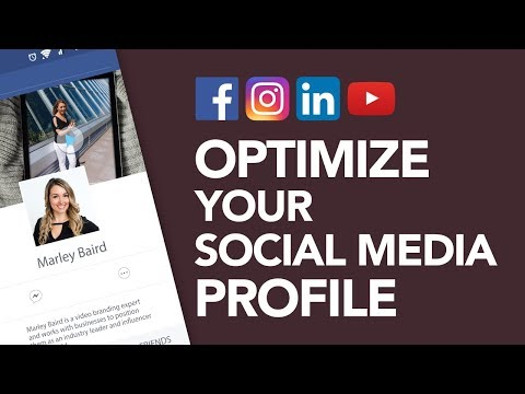 Social Media Optimization - How to Optimize Your Social Media Profiles