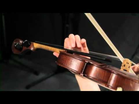 Violin Tips: How to Improve Intonation in High Position (How to Play the Violin or Viola)