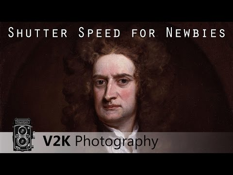 How to AVOID blurry pictures | BEST Shutter Speed Explanation