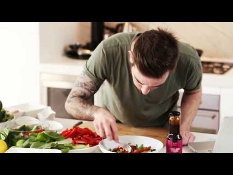 Thai Riffic Chilli Jam Stir Fry Sauce By Chef Paul Donnelly