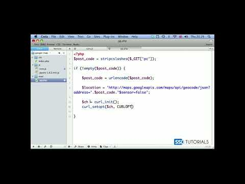 03: Get result using PHP cURL