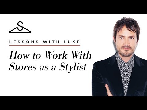How To Work With Stores As A Stylist