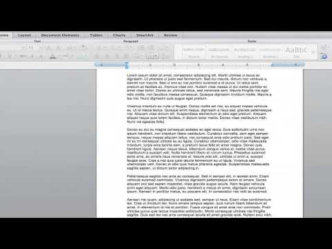 How Do I Edit a Read-Only Part of a Microsoft Word Document? : Microsoft Word Tutorials