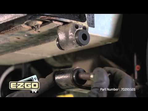 How to Replace Bushings for E-Z-GO Heavy Duty Leaf Springs