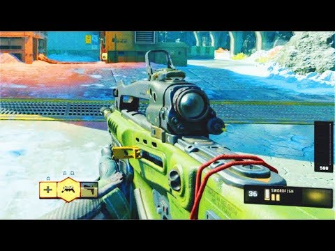NEW WEAPON! 😱- Call of Duty: Black Ops 4