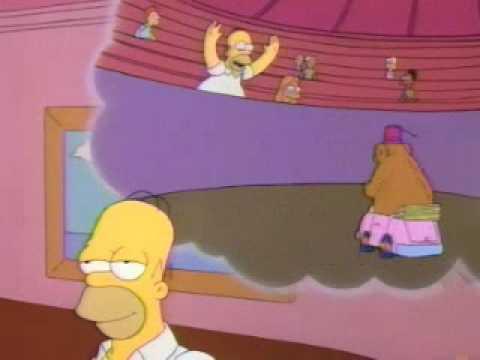 Homer Aaah ballet