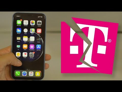 Unlock T-Mobile iPhone XR/XS MAX/XS/X/8/7/6S/6 Permanently for AT&T, Verizon, Sprint & ANY Carrier