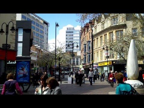 Nottingham 2012, England