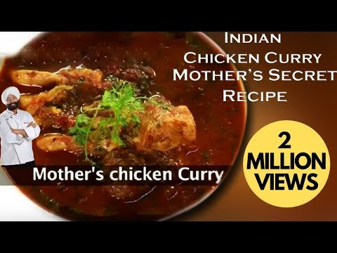 Indian Chicken Curry Secret Recipe| Mother's Day Recipe| Chef Harpal Singh Sokhi