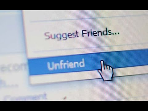 How to know who deleted you on Facebook and how it works.