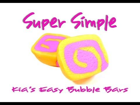 Making Easy DIY Bubble Bars with Recipe ~ Petals Bath Boutique