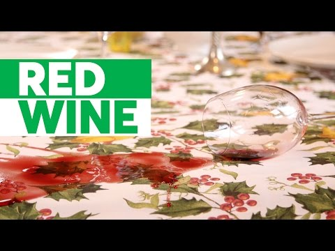 Holiday Stains: Getting out Red Wine | Consumer Reports