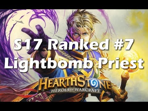 Hearthstone: Lightbomb Priest - Earth, Ice and Mechs [Season 17 Constructed #7]