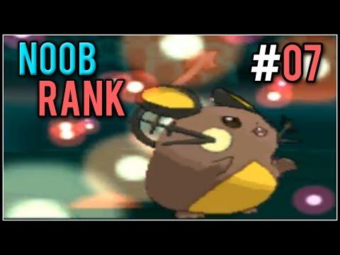 Pokemon X/Y Wifi Battle (Live FaceCam) - Noob Rank #007 - Bisharp PUNCH!