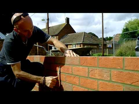 the fine art of brickwork - jointing