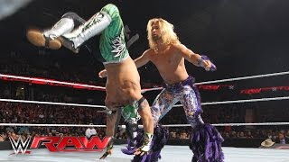 Kalisto vs. Tyler Breeze: Raw, March 7, 2016