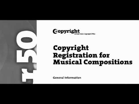 Register a Song Copyright Using Form CO