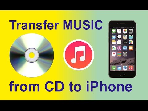 How to transfer music from CD to iPhone using iTunes
