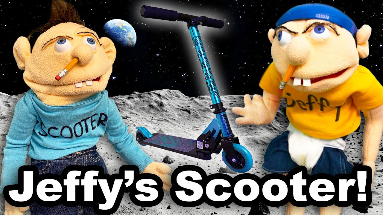 SML Movie: Jeffy's Scooter!