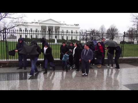 Tour 2014 - White House, Washington DC