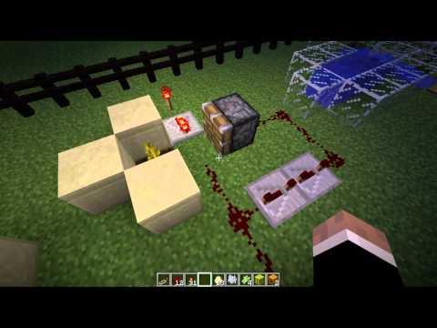 Minecraft Redstone Block Timers and Clocks