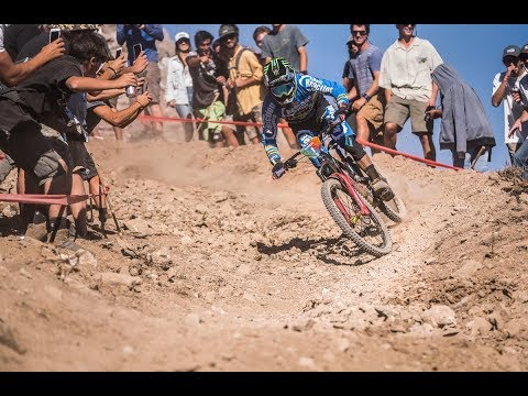 Sam Hill EWS Chile highlights 2018