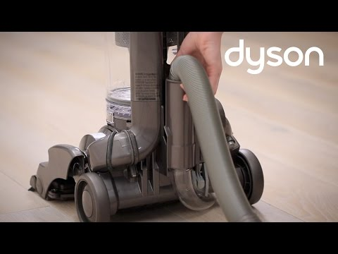 Dyson DC33 upright vacuums - Replacing the hose (UK)