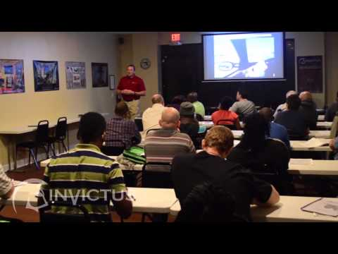 Security Officer License Training Academy Class 1