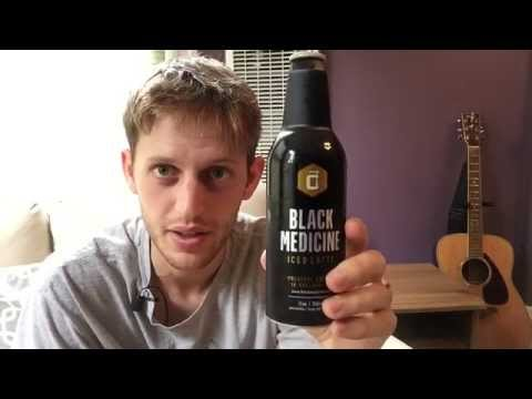 Iced Coffee Review: Black Medicine - Iced Latte