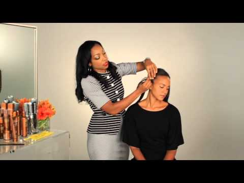 How to Make African-American Relaxed Hair to Look Naturally Curly