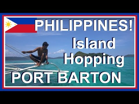 Port Barton Palawan Island Hopping in the Philippines | Things to do in Port Barton 2018