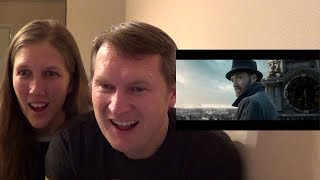 SawItTwice - Fantastic Beasts: The Crimes of Grindelwald Official Teaser Trailer Live Reaction