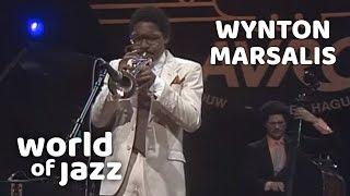 Wynton Marsalis Quintet On The North Sea Jazz Festival  16071982  World Of Jazz