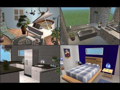 ♢ The Sims 2 ♢ Interior Design ♢ Pt 1 ♢