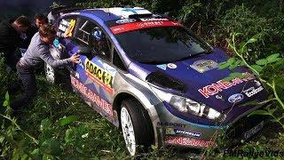 WRC Rallye Deutschland 2017 - Max Attack Jumps & Mistakes [HD]