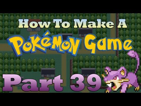 How To Make a Pokemon Game in RPG Maker - Part 39: Level Scaling